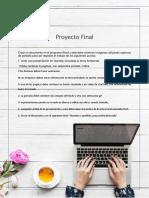 Proyecto Finalgenially