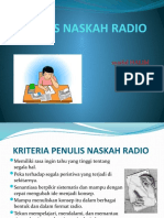 Naskah Radio (5)