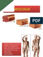 MIOLOGIA - DIAPOSITIVAS