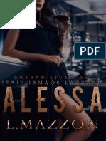 @Ligaliteraria Alessa - L. Mazzon