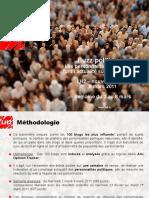 Buzz Politique - 9 Mars 2011