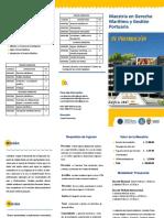 Trifolio IV PROMOCION 2019 Actualizado