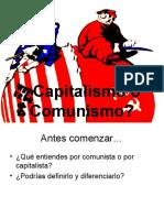 Capitalismo o Comunismo