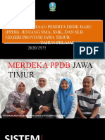 PPDB JATIM - 16 APRIL 2020 - UPT. TIKP DISDIK JATIM