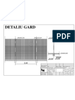 A-DET 01 DETALIU gard