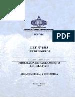 TO-LEY_1883-LeyDeSeguros