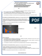 INFORME DESCRIPTIVO DE RESULTADOS PRIMER PERIODO