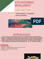PROYECTO_INTEGRADO2o_BACHILLERATO___BLOG_NATUR