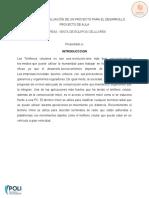 438859668 Primera Entrega Formulacion de Proyectos Venta Celulares Docx