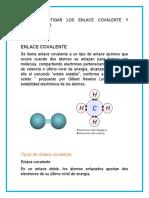 ENLACE IONICO Y COVALENTE (1)