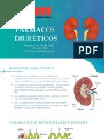 TEMA 4-FÁRMACOS  DIURÉTICOS 2 - UAM