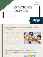 Prestaciones Sociales (1)
