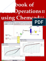 Manual Chemcad 2 - Equipos Estacionarios 2da Parte