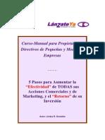 5 Pasos Efectividad Comercial -curso