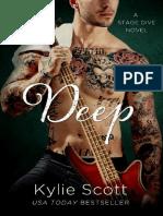 Kylie Scott - Stage Dive #4 - Deep