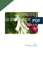 Spring eCookbook