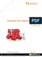 CHCCCS007 Learner Workbook