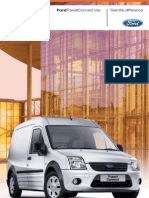 Transit Connect eBrochure and specification