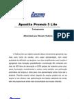 Apostila Promob 5 Lite Italínea - Curso Renato