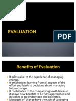 Evaluation (S10)