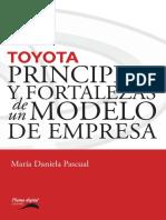 Toyota; Principios y Fortalezas
