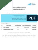 Bukti pengisian SP2020 Online (1)
