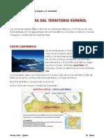 material de apoyo - las costas del territorio español