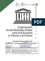EXPERIENCIA PEDAGÓGICA DE INCLUSION- LIMITACION VISUAL.