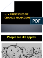 Principles of Change Management (s10)