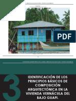 Composición arquitectónica de la vivienda vernácula en el Bajo Guapi - Capítulo 3 y 4