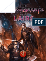Tome of Beasts 2, Lairs