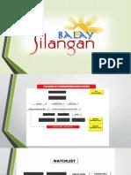 1. BALAY SILANGAN updated TE