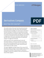 2009-07 Derivatives Compass - Are You On Course - JPM