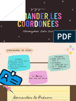 Demander Les Coordonnes - Sekar Bayu