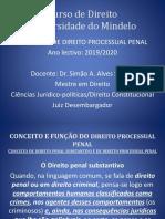 1.º Princípios fundamentais do proc. penal cabo-verdiano