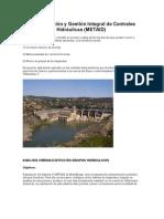 Automatización y Gestión Integral de Centrales Hidráulicas