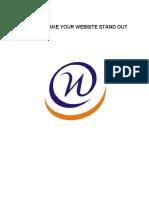 Jurnal Web Design