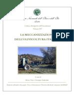 Lameccanizzazione Dell Olivicoltura Italiana