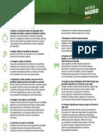 Las diez medidas urgentes que propone Vox para Madrid