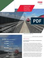 ÖBB Infrastruktur Broschüre