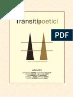 Transiti Poetici Vol XXIV