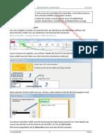 Informatikunterricht - Berichte erstellen
