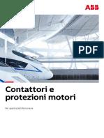 ABB_Contattori e Protezioni Motori