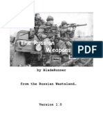 RWL - Russian Weapons List