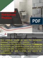 Aula de Instalações de Agua Fria (1)