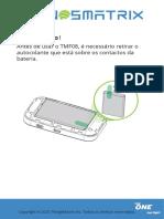 Manual do Utilizador HOTSPOT MÓVEL TMF08
