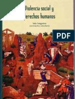 VIOLENCIA SOCIAL Y DERECHOS HUMANOS Inés Izaguirre (compiladora)