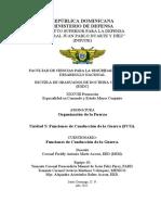 Cuestionario de las Funciones de Conducción de la Guerra_Equipo 10