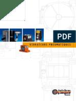 Catalogue Vibrateurs Pneumatiques -Compressé