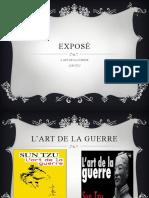 Exposé Format Powerpoint